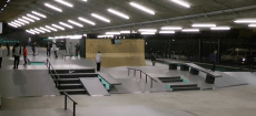 Bay Sixty6 Indoor Skatepark, London