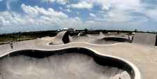 Black Pearl Skate Park, Grand Harbour, Cayman Islands